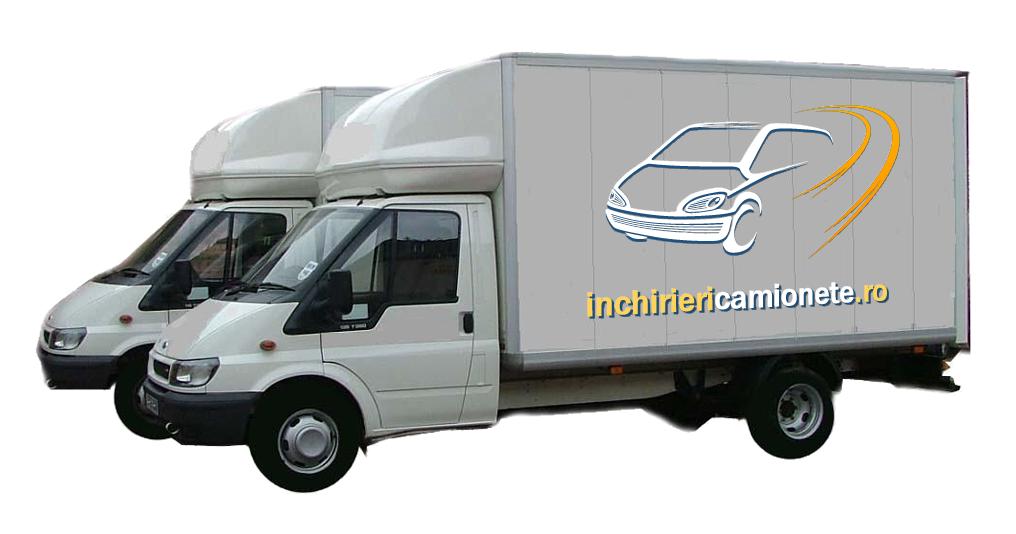 autoutilitare camionete transport marfa