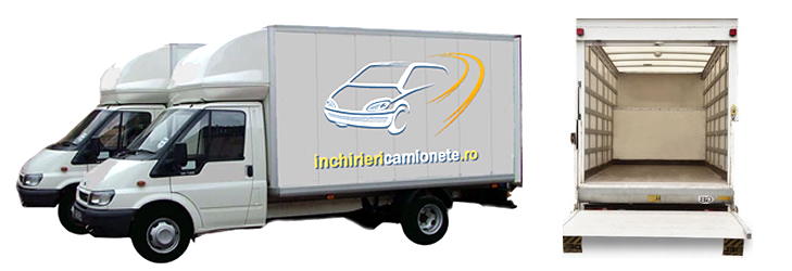 autoutilitare transport marfa de inchiriat