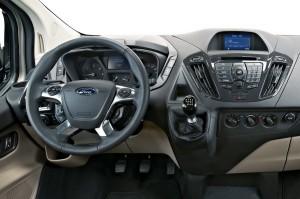 Tehnologie de varf, autoutilitare Ford Transit